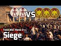 Total War: Rome 2 Online Battle #17 (2v3 Siege) - Siege of Carthage
