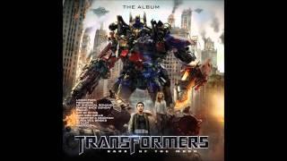 Transformer 3 Dark of The Moon Soundtrack - Linkin Park - Iridescent