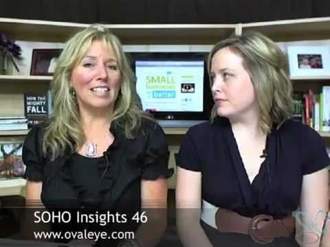 Taking the Leap into a Small Office, with guest Felena Hanson (SOHO Insights Ep. 46)