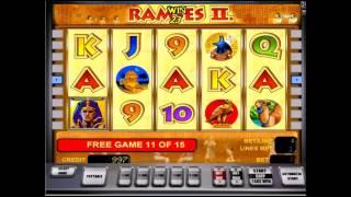 Клуб Вулкан представляет - новый игровой автомат Ramses II(, 2014-09-04T14:07:07.000Z)