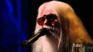 """Leon Russell and John Mayer """"A Song For You"""""""