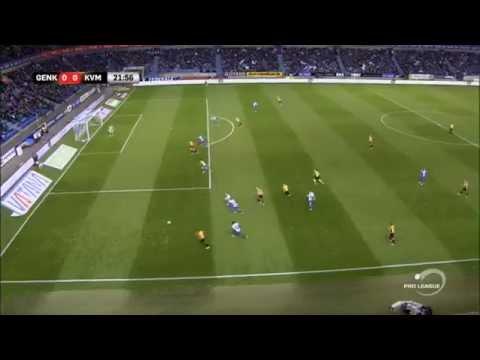 KRC Genk - KV Mechelen - 23/11/2014