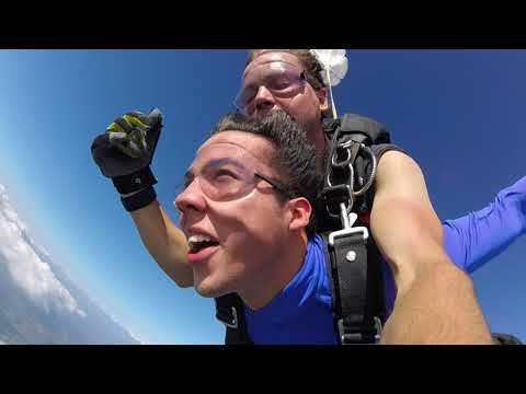 Tandem Skydive | Cesar from Fort Worth, TX