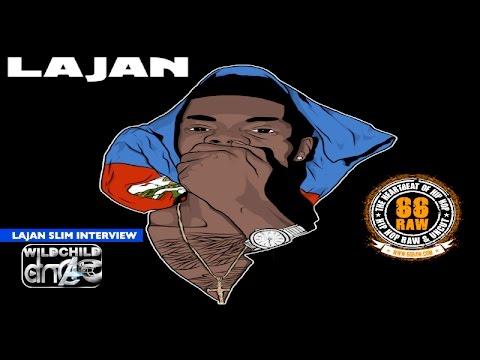 Lajan Slim: Pusha T Co-Sign, Potential Kodak Black Colab, Inspiring Kids and more! (pt. 1 of 2)