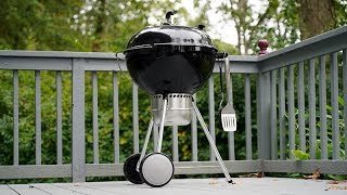 Weber Kettle Master Touch: Best grill for the money?