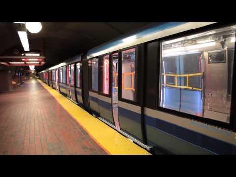 New AZUR métro cars | Société de transport de Montréal