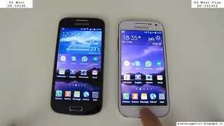 S4 mini i9195 vs S4 mini i9195i Plus VE
