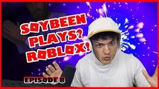 Soybeen Plays Roblox? (Episode 8) 😂😂
