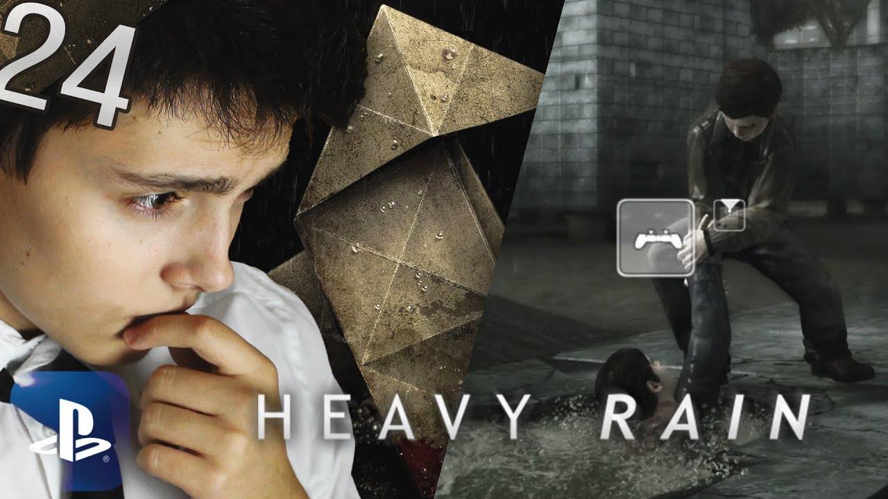 Papercraft Heavy Rain #24 - Już wiemy kto jest zabójcą ORIGAMI.