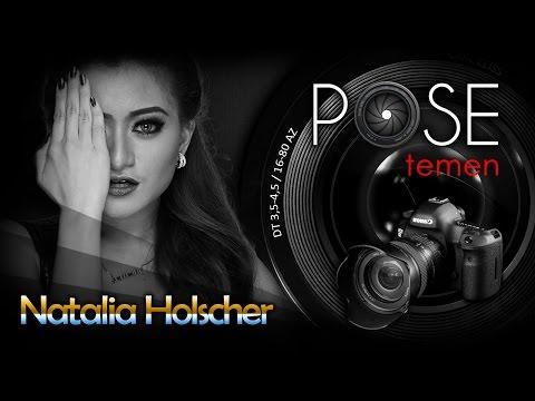 Natalia Holscher - Pose Temen - Nagaswara TV - NSTV