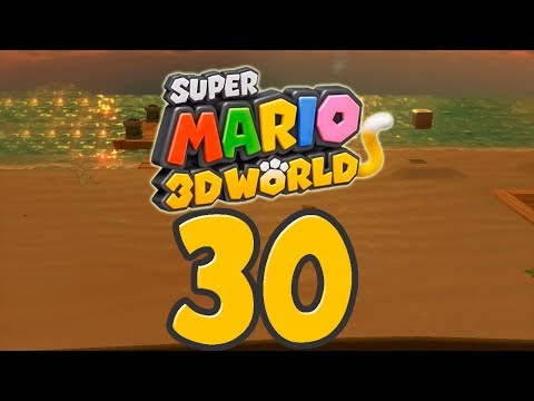 Let's Play Super Mario 3D World Part 30: Boss Rush!