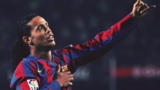 RONALDINHO GAUCHO ● IMPOSSIBLE TO FORGET ● MAGIC Skills & Goals HD