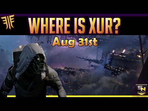 Destiny 2 | Sly Nation's Xursday Guide (Aug 31st)- Year 2 Perks on Old Exotics!