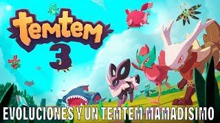 TEMTEM Revenin Adventures | 2 Evoluciones :O y consigo un TemTem Mamadísimo
