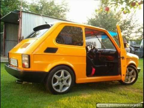 fiat 126p maluch tuning youtube. Black Bedroom Furniture Sets. Home Design Ideas