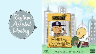 Skyzoo - Finesse Everything (Produced by !llmind)