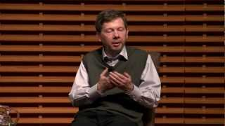 Repeat youtube video Conversations on Compassion: Eckhart Tolle, spiritual teacher and author