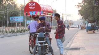 Mujhe Es Address Pr Jana Hai - Funny Video - Best Punjabi Pranks - (Pranks In India) - Singh Sixteen