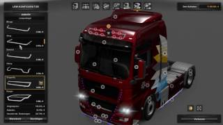 (Ets2 1.25.2.6) afrsmiu Mega Tuning Pack for all Trucks v1.0beta