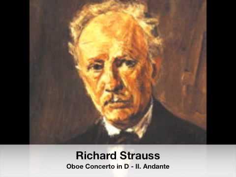 Richard Strauss: Oboe Concerto (Heinz Holliger) - 2. Andante