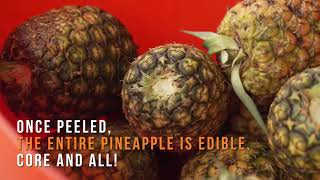 The World's Most Expensive Pineapple