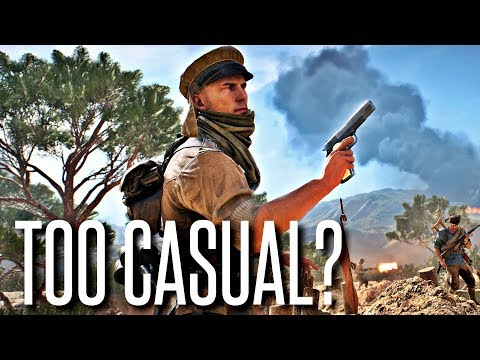 BATTLEFIELD 1 TOO CASUAL? - This Could Fix It