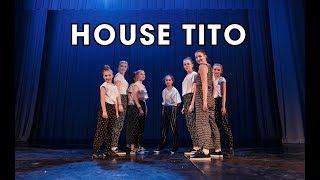 Fraules Dance Centre - Отчетный концерт - House (Tito)