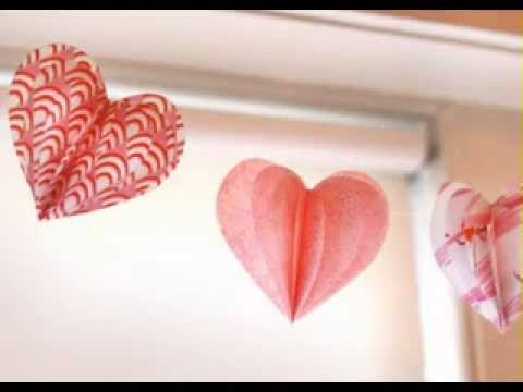 DIY Valentine craft projects ideas for kids - YouTube