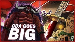 Oda Has Gone BEYOND Expectations & EVERYONE is Underestimating Onigashima! | One Piece Discussion