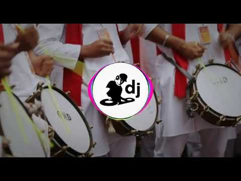 Nashik Dhol DJ Remix Video || Jangale Nashik dhol tashe video