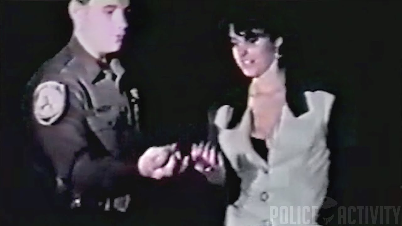 Woman Propositions Cop With Sex To Avoid Ticket - 1990