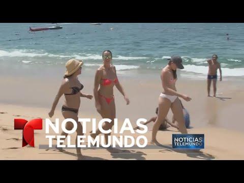 Se amplía la alerta de viajes a México   Noticiero   Noticias Telemundo