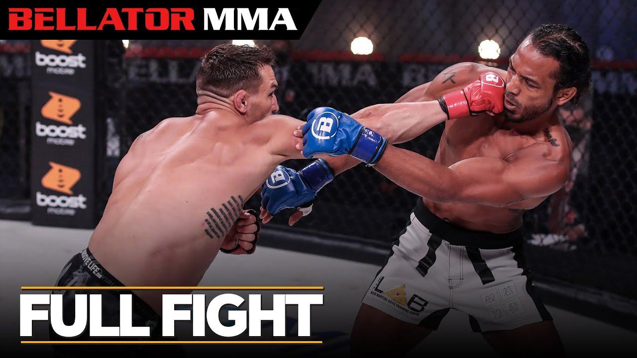 Full Fight | Michael Chandler vs. Benson Henderson - Bellator 243