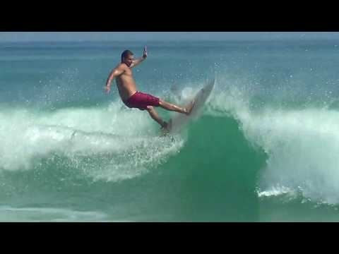 Surfing South Florida