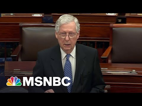 McConnell Says He Opposes 'Partisan' Jan. 6 Commission Bill | MSNBC