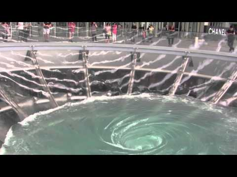 'Take 5 Tour' - Whirlpool at Marine Sands Singapore