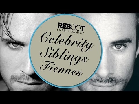Celebrity Siblings: Ralph Fiennes & Joseph Fiennes