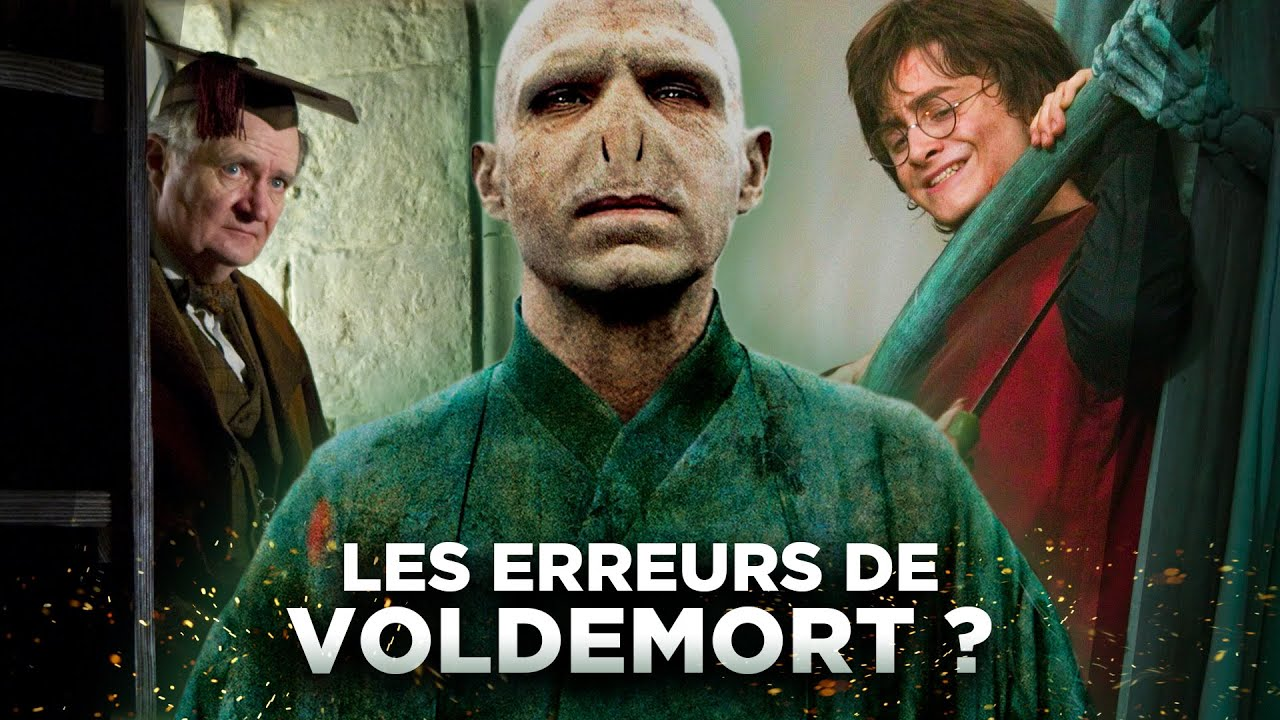 Download TOP 7 DES PLUS GRANDES ERREURS DE VOLDEMORT DANS HARRY POTTER