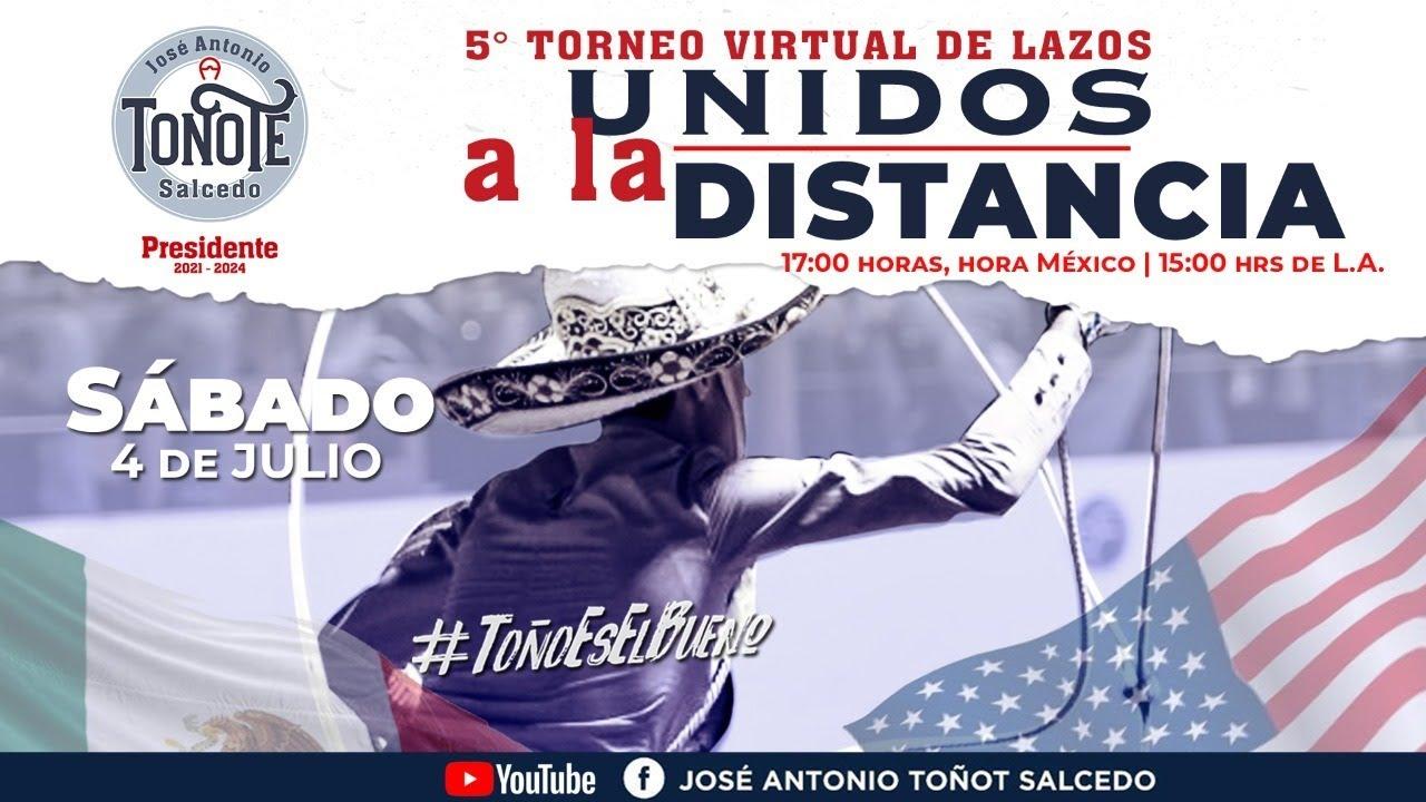 "5º Torneo Virtual de Lazos ""Unidos a la Distancia"" [RP]"