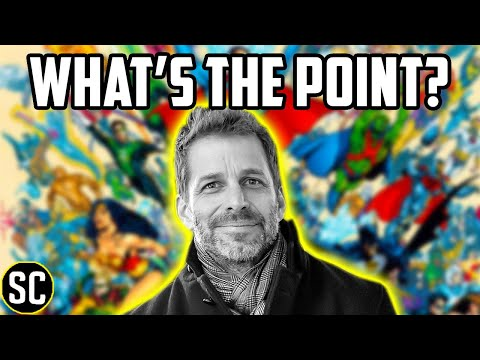 Zack Snyder VS Marvel: The Real Difference Between the SnyderVerse and the MCU | SCENE FIGHTS!
