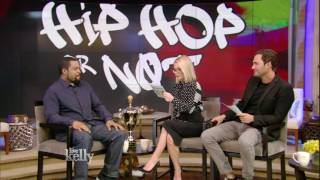 "Ice Cube Plays ""Hip Hop or Not"""