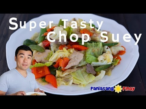 Super Tasty Chop Suey