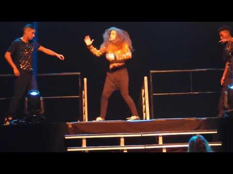 Cynthia-Freestyle Extavaganza at Radio City Music Hall NYC