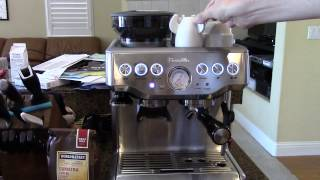 Download lagu How To Use The Breville Barista Express MP3