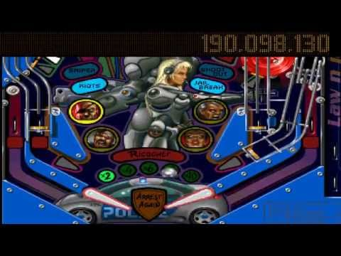 Pinball Illusions - Law 'n Justice - UAE - High Score