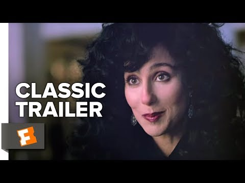 Moonstruck Official Trailer #1 - Nicolas Cage Movie (1987) HD Mp3
