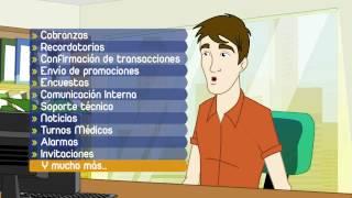 SMS Masivos Internacional video completo