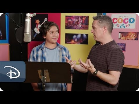 Getting to Know 'Coco' Star Anthony Gonzalez | Disney Vacation Club