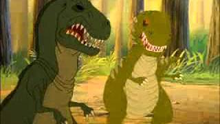 Sharpteeth - Land Before Time 5 (Part 3)