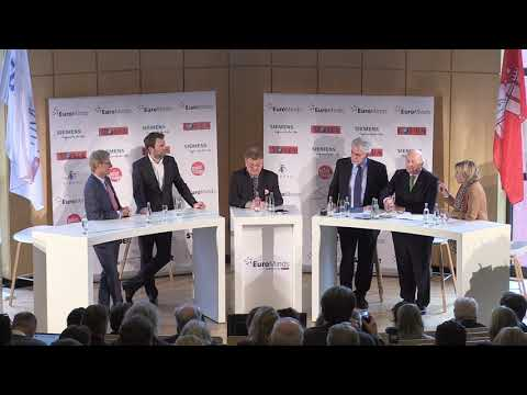 "EuroMinds 31.01.2020, 1. Panel ""Europa Im Focus"""